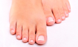 Eternity Laser Cosmedic Centre: Toenail Fungus Removal on One ($89) or Two Feet ($149) at Eternity Laser Cosmedic Clinic, Broadway (Up to $499 Value)