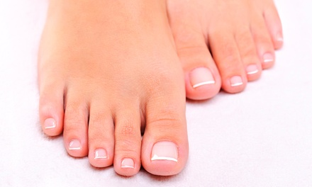 Toe Nail Fungus Removal on One $89 or Two Feet $149 at Eternity Laser Cosmedic Clinic, Broadway Up to $499 Value