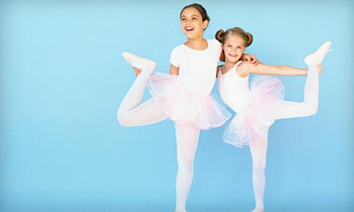 Yvette Dance Studio - Cranford: Four or Eight Weeks of Children's Dance Classes at Yvette Dance Studio (Up to 73% Off)
