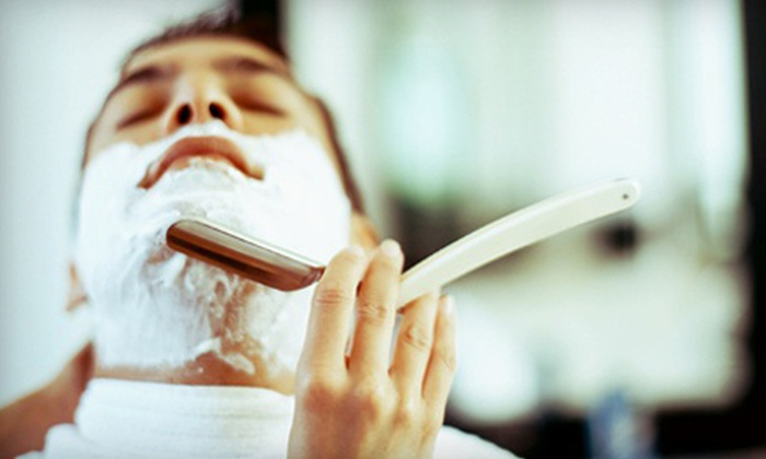 Ben's Barbers - East Village: $16 for a Men's Haircut and Hot Shave at Ben's Barbers ($32 Value)