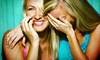 Pics2You Photo Booth Company: Three- or Four-Hour Photo-Booth Rental from Pics 2 You Photo Booth (Up to 55% Off)