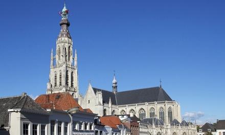 Nabij Breda: 1 tot 3 nachten voor twee in ****Hotel Oosterhout met ontbijt en naar keuze driegangendiner