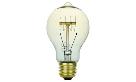 Sunlite 60-Watt Antique-Victorian-Style Light Bulb 6-Pack