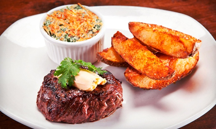 Roadrunner Saloon - Multiple Locations: Range-Inspired American Fare at Roadrunner Saloon (Half Off). Two Options Available.