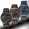 Argenti Damar Men's Multifunction Tachymeter Watch