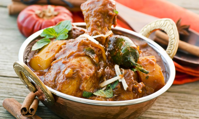Golden Grill - Richmond Hill: Indian Lunch or Dinner for Two or $13 for $20 Worth of Takeout at Golden Grill