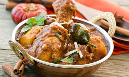 $15 for $30 Worth of Indian Food at Curry Mantra 1