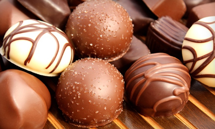 CherryBerry - Blackburn: $12 for 1 Pound of Assorted Chocolates at CherryBerry ($24 Value)