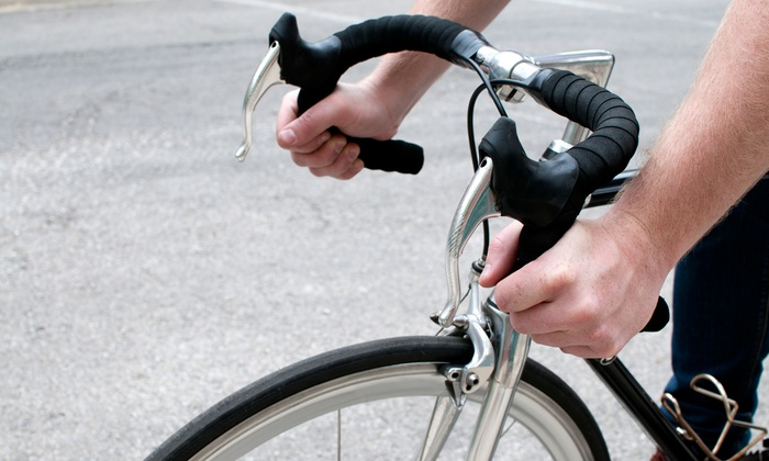 Blazing Saddle Cycle - Multiple Locations: $29 for a Basic Bike Tune-Up at Blazing Saddle Cycle ($60 Value)