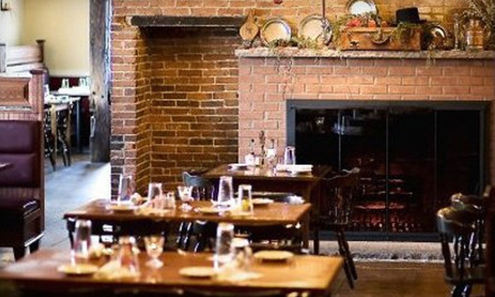The Brewmaster's Tavern - Williamsburg: Upscale Pub Food at The Brewmaster's Tavern (Up to 58% Off). Two Options Available.
