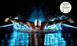 Fliper Natação E Hidroginástica: Fliper Natação e Hidroginástica - Santa Cândida : 1, 3 ou 6 meses de natação ou hidroginástica (adulto ou infantil)