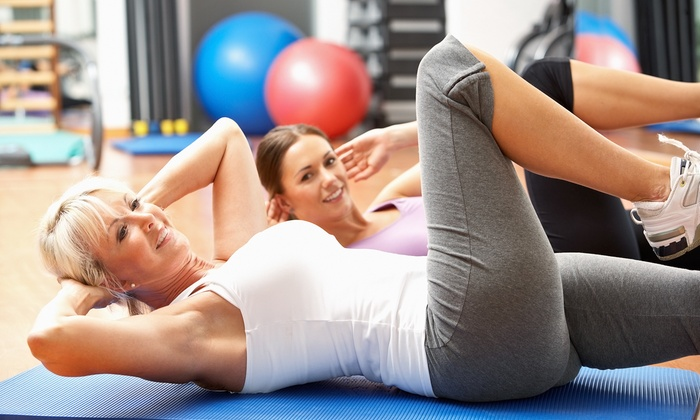 Vive Fitness - Hollywood: 5 or 10 Group-Fitness Classes at Vive Fitness (Up to 73% Off)