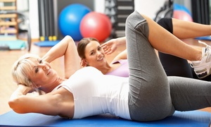 Vive Fitness: 5 or 10 Group-Fitness Classes at Vive Fitness (Up to 73% Off)