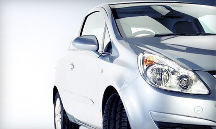 Diablo Auto Polishing - Santa Clara: Mobile or Onsite Wash, Wax, and Mini Detail Package or Headlight Restoration from Diablo Auto Polishing (Up to 57% Off)