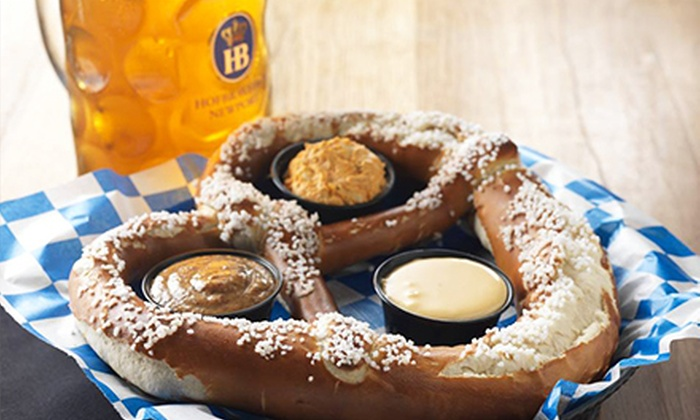 Hofbräuhaus - Newport: $16.50 for $30 Worth of German Food at Hofbräuhaus