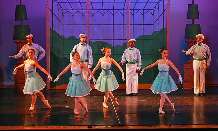 Winter Gala - The Woman's Club: Concert Ballet of Virginia's Winter Gala at Woman's Club Auditorium on March 1 at 2:30 p.m. (Up to 44% Off)