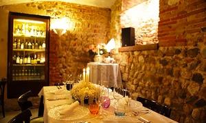 Osteria alle Volte: Menu di mare con vino per 2 o 4 persone al centro di Udine da Osteria Alle Volte (sconto fino a 66%)