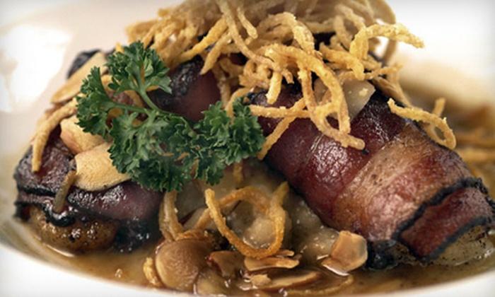 Adelle's Fine American Fare - Wheaton: Upscale Cuisine at Adelle's Fine American Fare (Half Off). Three Options Available.