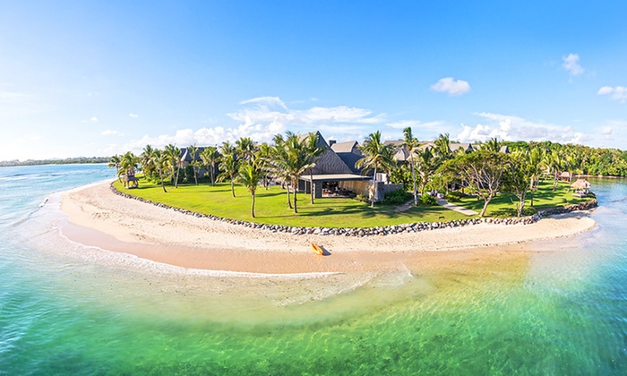 Fiji Vacation With 5 Star Hotel Amp Airfare From Travelscene In Nadi Groupon Getaways
