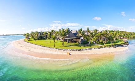 Groupon Deal: ✈ 5-Night InterContinental Fiji Resort Vacation with Airfare. Price/Person Based on Double Occupancy.