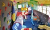 Bouncin' Bus LLC - Green Bay: Two or Four 45-Minute Fitness Classes for Kids Ages 2–6 at Bouncin' Bus, LLC (40% Off)