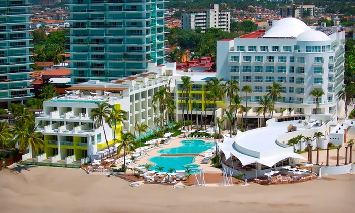 Hilton Puerto Vallarta Resort - Puerto Vallarta: Three-, Four-, or Five-Night All-Inclusive Stay at Hilton Puerto Vallarta Resort in Mexico