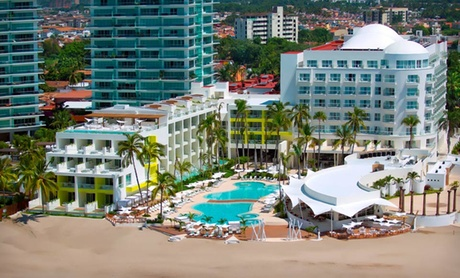 All-Inclusive Hilton in Puerto Vallarta