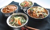 Aasna, Melange of India - Milpitas: Indian Dinner Cuisine at Aasna, Melange of India (Up to 42% Off). Two Options Available.