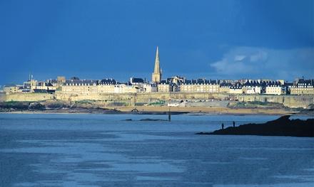 Saint-Malo : 1 à 2 nuits avec petit-déjeuner et option Galette du Transat au Brit Hôtel – Le Transat pour 2 personnes