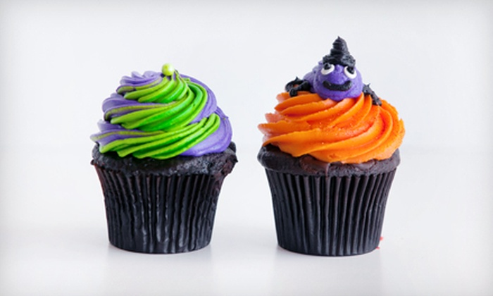 Couture Cupcake Cafe - Kildeer: Half- or Full-Dozen of Gluten-Free or Vegan Cupcakes at Couture Cupcake Cafe (Up to 51% Off)