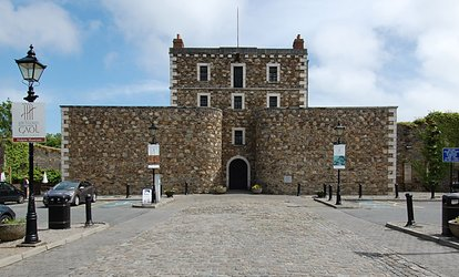 image for Wicklow's Historic Gaol Entry for One, Two or a Family of Up to Five (Up to 50% Off)