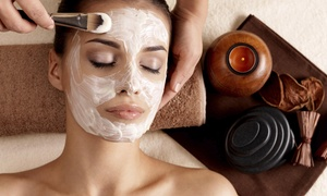 Unique Touch Spa Services: 75-Minute Facial and Manicure at Unique Touch Spa (45% Off)