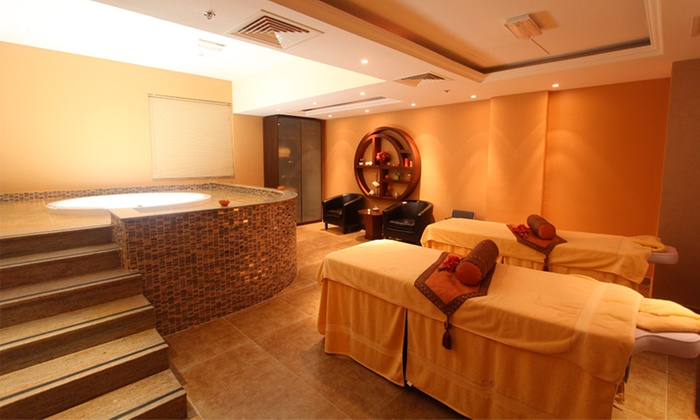 orange wellness spa in dubai dubai groupon On 180 degrees salon dubai