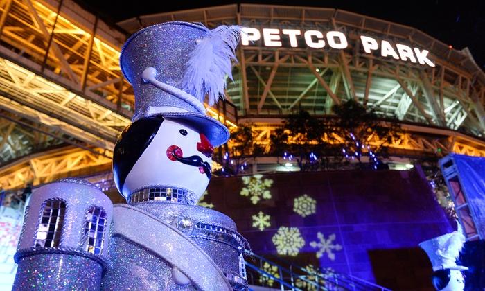 Holiday Wonderland - Petco Park: Holiday Wonderland at Petco Park on December 18–23