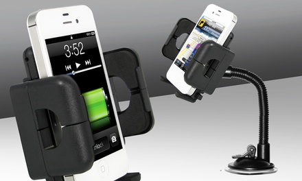 Xtreme Adjustable Gooseneck Car Mount