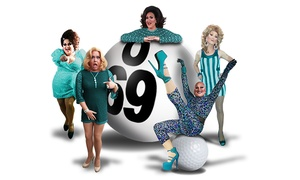 Five15: $25 for Admission to Arts, Beats & Eats Drag Queen Bingo for Two at Five15 ($40 Value)