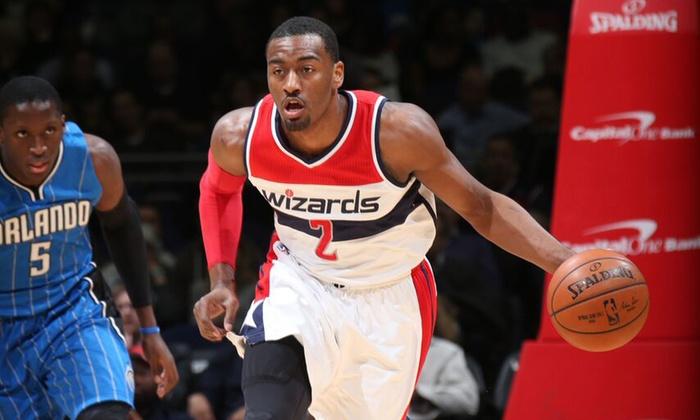 Washington Wizards - Verizon Center: Washington Wizards Game and T-Shirt (December 21–January 1)