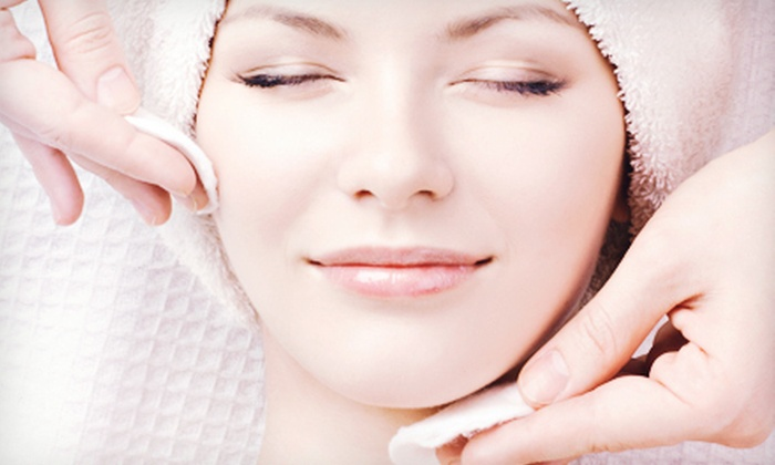 SKN Spa - New York City: Basic Facial, 60-Minute Swedish Massage, or Both at SKN Spa (Up to 62% Off)