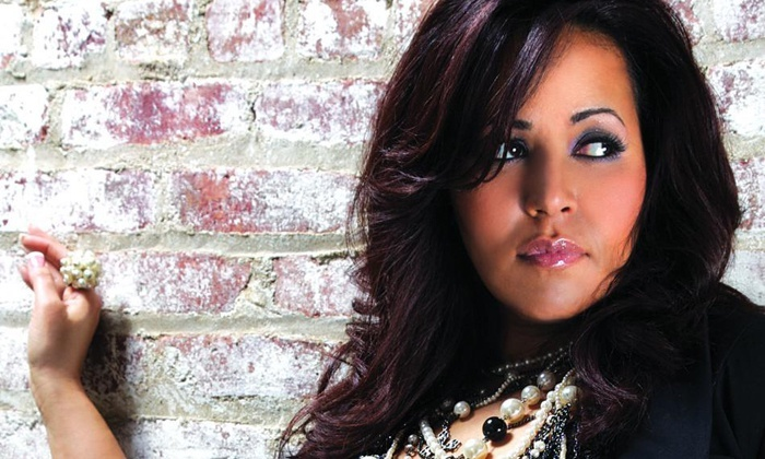 "Upclose & Personal with Judy Torres - Firehouse Nightclub: ""Upclose & Personal with Judy Torres"" at Firehouse Nightclub on Saturday, May 17 (Up to 50% Off)"