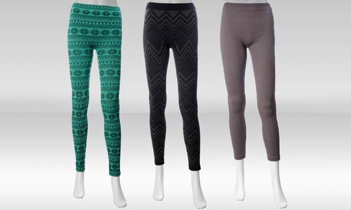 Pair of JJ Basics Leggings: Pair of JJ Basics Leggings. Multiple Styles, Colors, and Sizes Available. Free Returns.