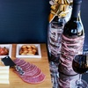 Up to 58% Off Tapas & Chocolate-Dipped Wine Bottle
