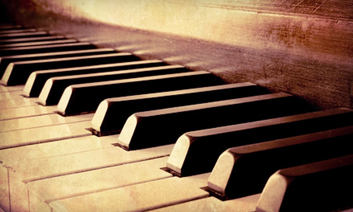 Musically Yours Piano Studio - Land O' Lakes: $35 for One Month of 30-Minute Weekly Piano Lessons at Musically Yours Piano Studio ($75 Value)