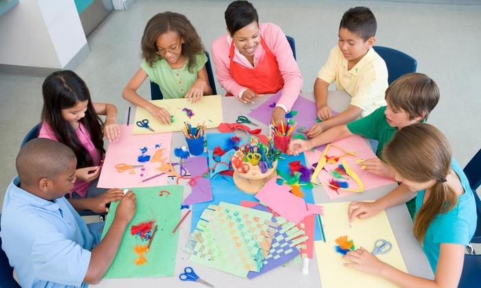 The Art Box Children's Studio - Fair Oaks: $50 for $100 Worth of Arts and Crafts Supplies — The Art Box Children's Studio