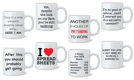 One or Two Novelty Mugs