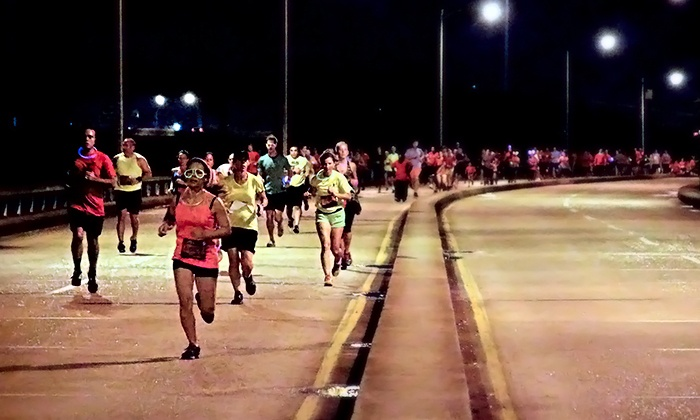 Lantern Run Atlanta - Piedmont Park: One or Two Groupons, Each Good for Registration for Lantern Run Atlanta on April 18 at Piedmont Park (Up to 50% Off)