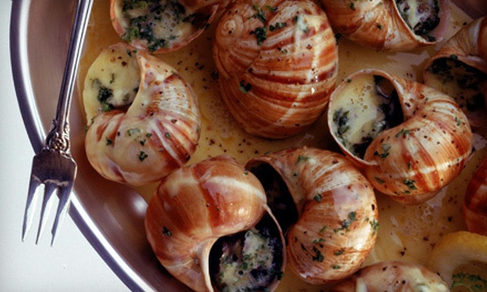 Le Petit Chateau - Le Petit Chateau: $25 for $50 Worth of French Cuisine at Le Petit Chateau in North Hollywood