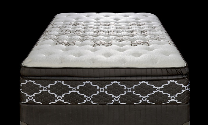 Groupon Goods: Sealy EuroTop Memory Foam Mattress from $599 to $649 (Shipping Included)
