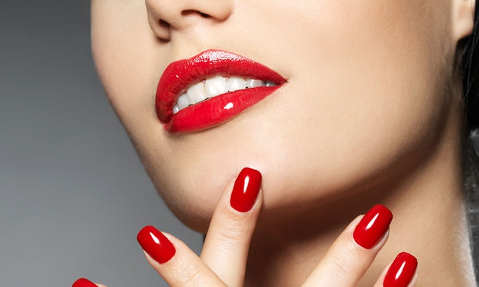 Harmony Day Spa & Salon - Largo: Up to 54% Off shellac mani at Harmony Day Spa & Salon