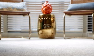 Krytsyn Carpet Care: Carpet Cleaning for Two, Three, or Four Rooms from Krytsyn Carpet Care (Up to 59% Off)