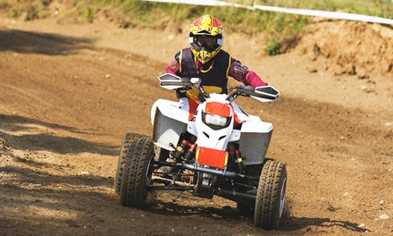 Desert Safari with 30 Minute Quad Biking from Princess Tourism (50% Off)